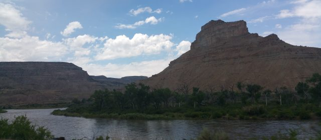 Dag 9: Glenwood Springs – Grand Junction