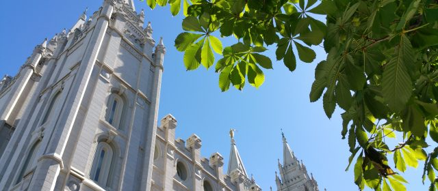 Dag 12: Salt Lake City