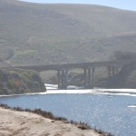 San Gregorio State Beach-State Route 1 Bridge